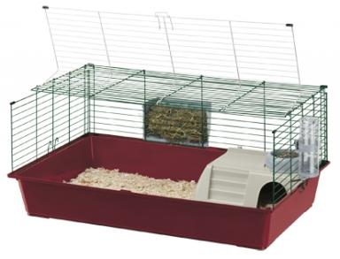 купить, клетку, для, карликового, кролика, клетки, продажа, ferplast, Петербург, недорого, rabbit, 100 decor